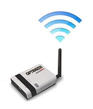 Optimizer WiFi Hotspot