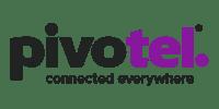 Pivotel satphone satellite phone logo